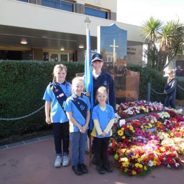 ANZAC Day 2014 - Chelsea