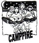 guides at campfire