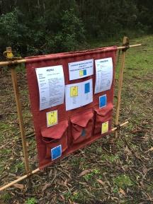 Camp Noticeboard