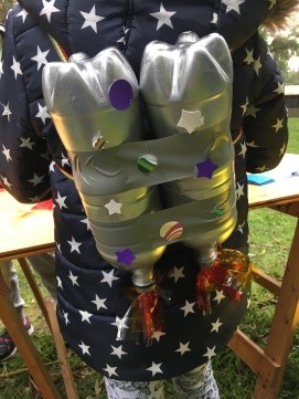 Jet Packs for Space Theme